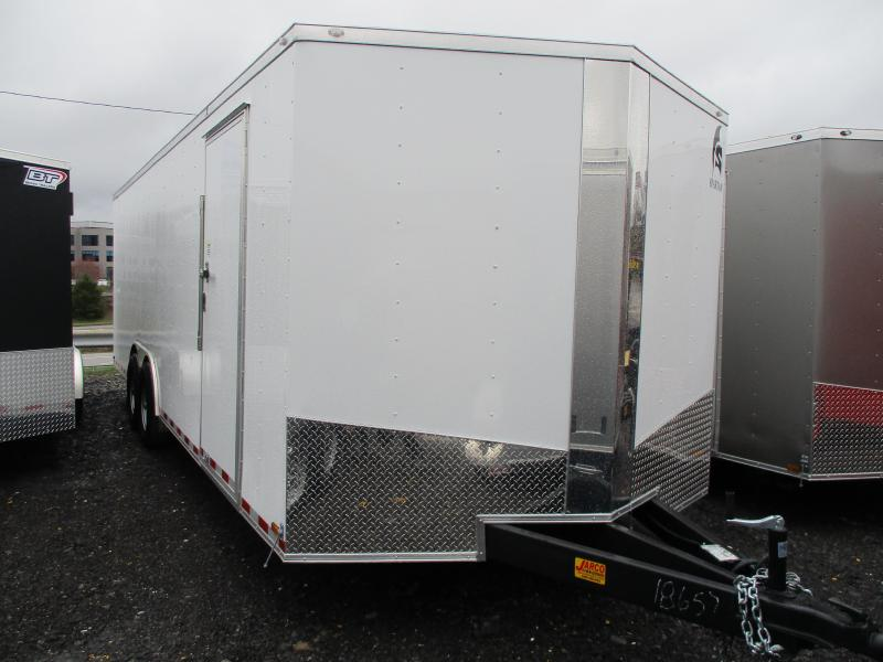 2020 Spartan Cargo 8.5 X 24 Enclosed Cargo Trailer