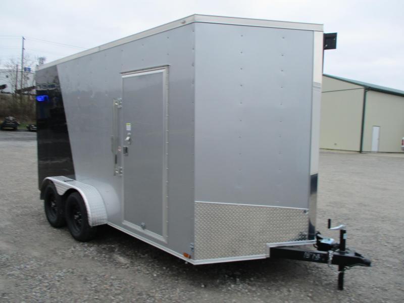 2020 Spartan Cargo 7 X 14 Enclosed Cargo Trailer