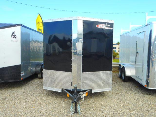2019 Cross Trailers Alpha Series 7 x 16 TA Enclosed Cargo Trailer