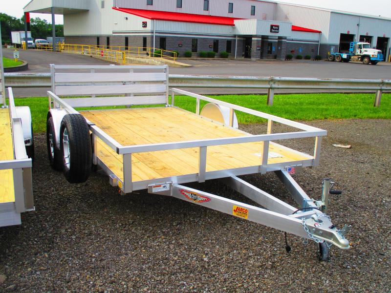 2019 H and H Trailer 82 X 12 RSA Utility Trailer