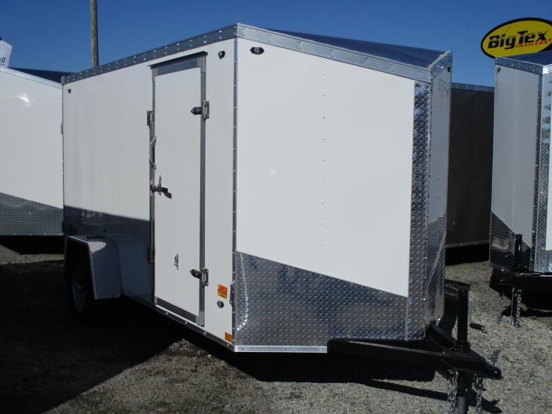 2020 Stealth Trailers Mustang SE 6X12 Enclosed Cargo Trailer