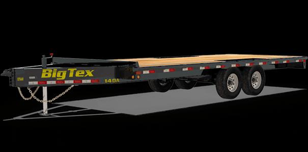 2020 Big Tex Trailers 14OA-18 Equipment Trailer