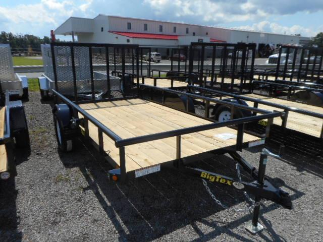 2020 Big Tex Trailers 35SA 77 X 12 Utility Trailer