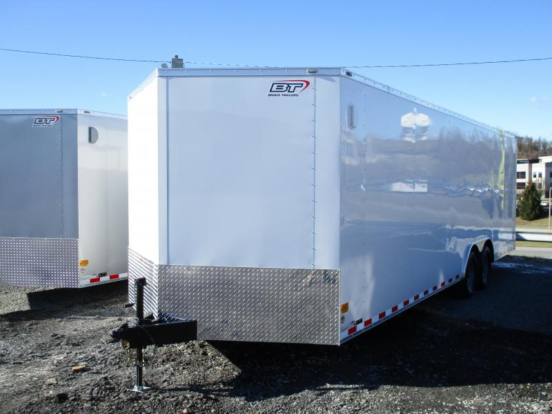 2020 Bravo Trailers Scout 8.5 X 24 Enclosed Cargo Trailer