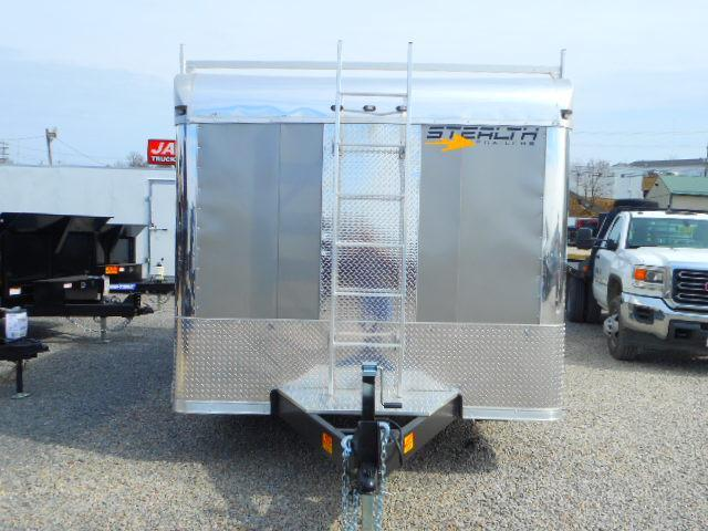 2019 Stealth Trailers Titan 8.5 X 16 Enclosed Cargo Trailer