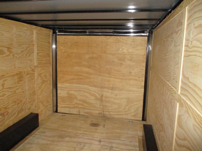 2020 Spartan Cargo 8.5 X 16 Enclosed Cargo Trailer