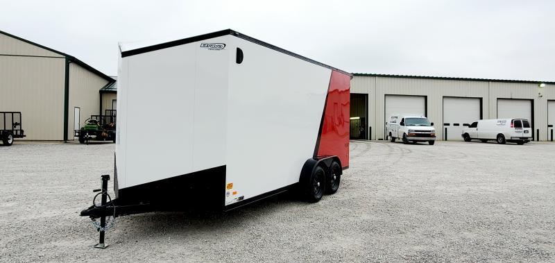 2020 Bravo Trailers Scout 7 X 16 Enclosed Cargo Trailer