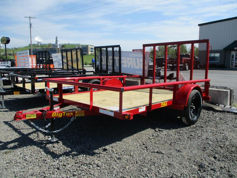 2020 Big Tex Trailers 35SA 77 X 10 Utility Trailer