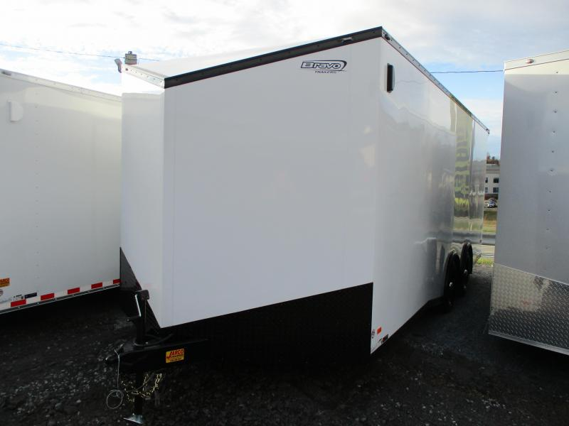 2020 Bravo Trailers Scout 8.5 X 20 Enclosed Cargo Trailer
