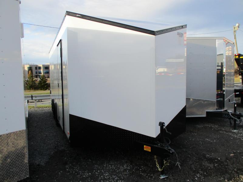 2020 Bravo Trailers Scout 8.5 X 20 Enclosed Cargo Trailer