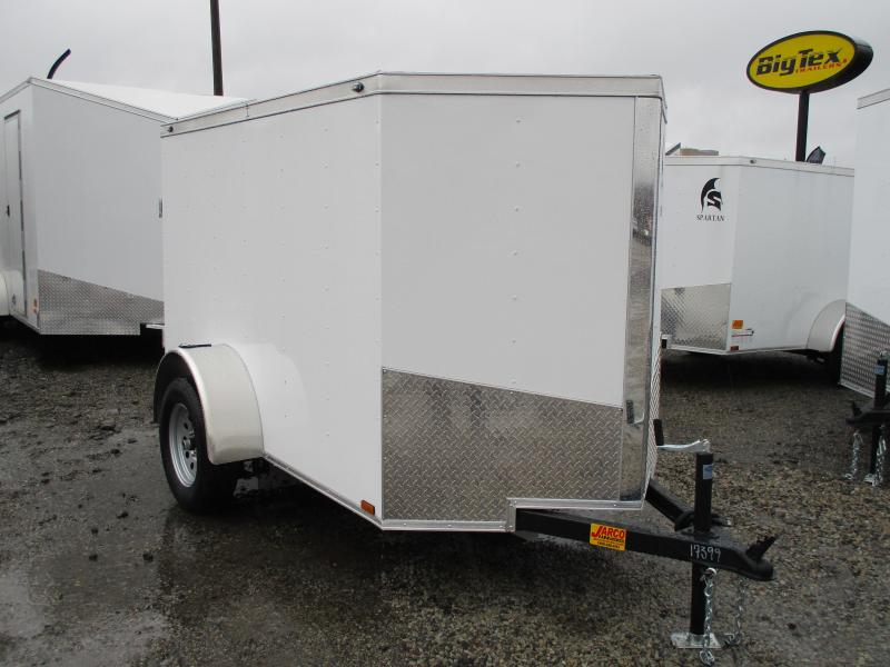 2020 Spartan Cargo 5 X 8 Enclosed Cargo Trailer