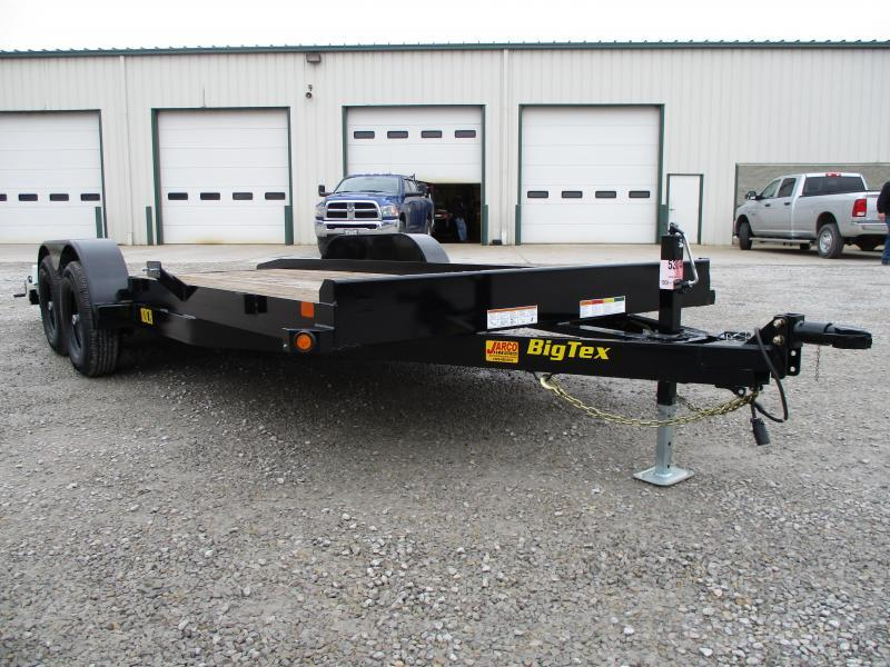 2020 Big Tex Trailers 10CH 7 X 18 Car / Racing Trailer