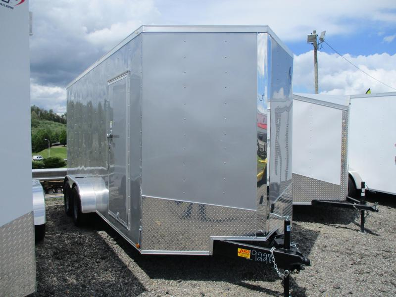 2020 Spartan Cargo 7 X 16 Enclosed Cargo Trailer