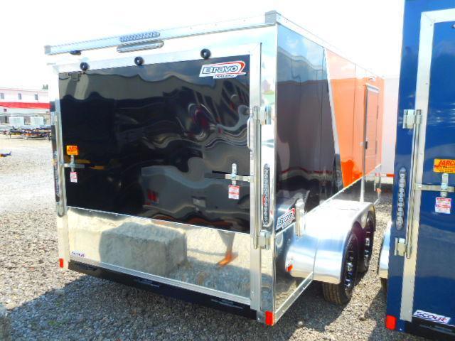 2019 Bravo Trailers Scout 7x14 Tandem Axle Enclosed Cargo Trailer