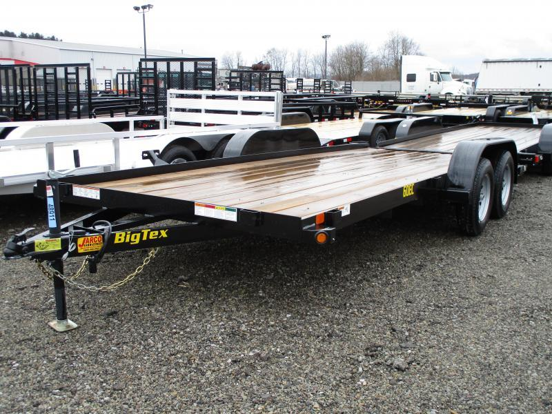 2020 Big Tex Trailers 60EC 7 X 18 Car / Racing Trailer