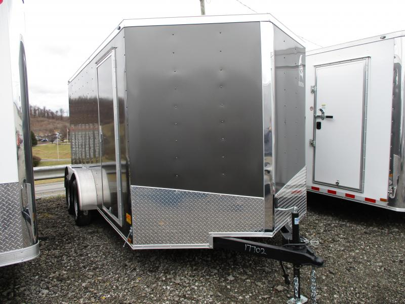 2020 Spartan Cargo 7 X 14 Enclosed Cargo Trailer