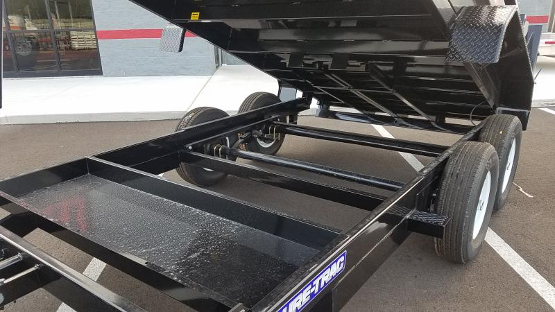 2020 Sure-trac 7'x14' Low Pro Tele 14k