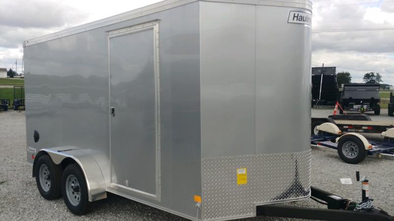 2020 Haulmark 7x14 Transport 7k Silver