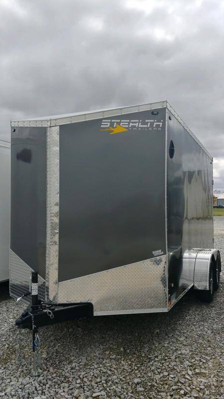 2020 Stealth 7x14 Titan 7k Charcoal