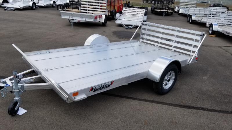 2020 Triton 7'x12' Alum 3k