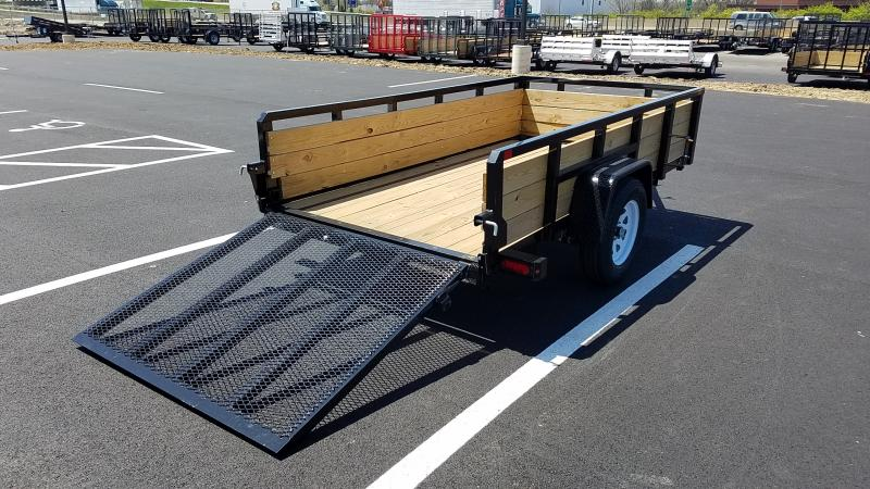2020 Sure-trac 5'x10' Three Board 3k