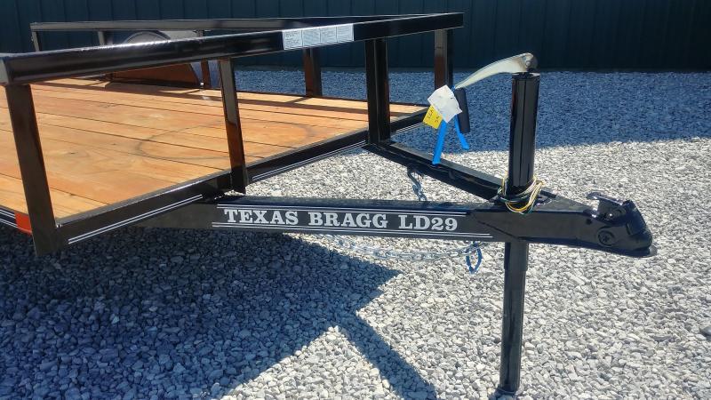 2019 Texas Bragg 5x10 Utility 3k