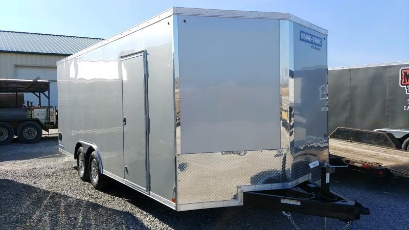 2020 Sure-trac 8.5x20 Psw 10k Silver Cargo