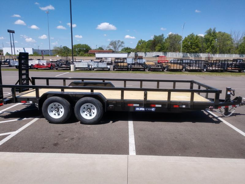 2020 Sure-trac 7x20 Implement 14k Hd Tube Top