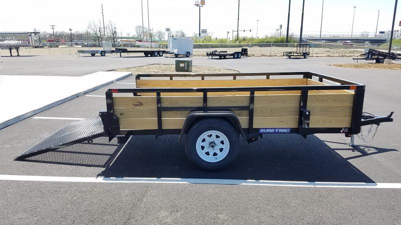2020 Sure-trac 6'x10' Three Board 3k