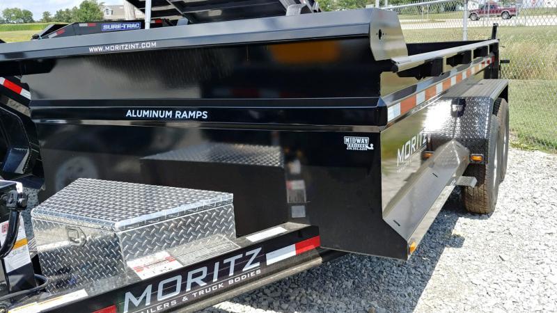 2020 Moritz 7x12 Dump 12k Scissors