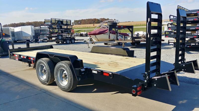 2020 B-b Trailers 7x20 Equipment 20k