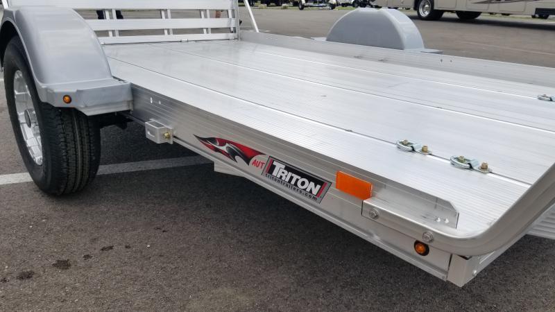 2020 Triton 6'x12' Alum. Utility 3k