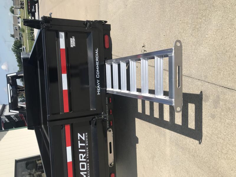 2020 Moritz 7x14 Dump 14k Gn Scissor