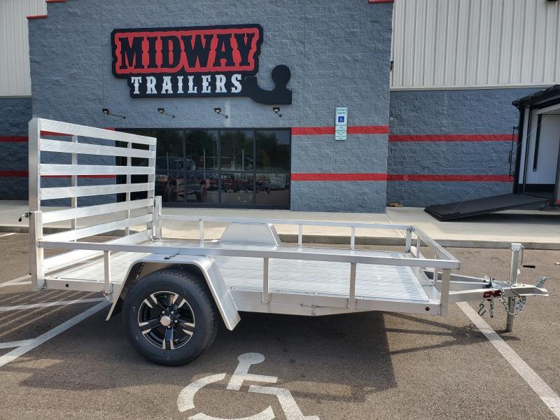 2020 One Trailers 7'x12' Aluminum 3k