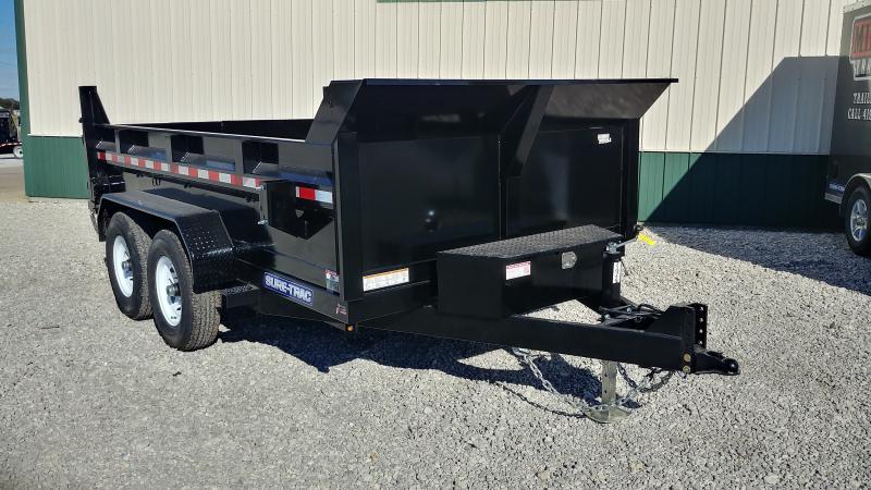 2020 Sure-trac 7'x12' Low Pro Scissor Dump 12k