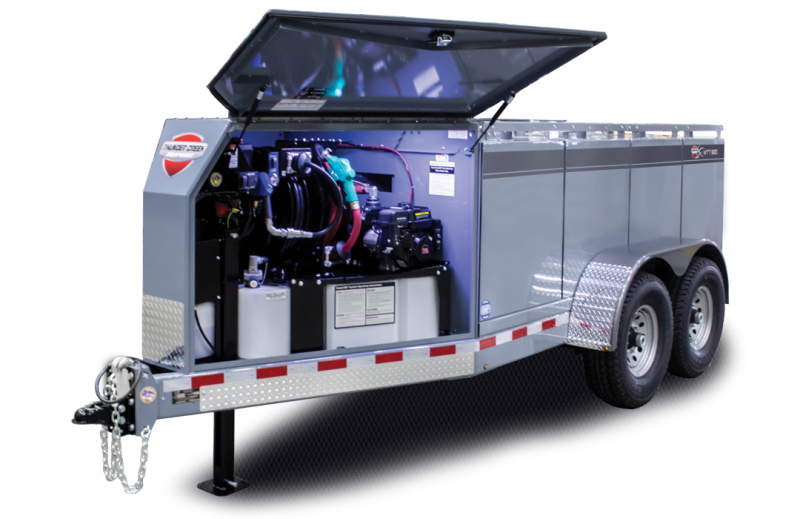 2020 Thunder Creek Mtt690 Fuel Trailer