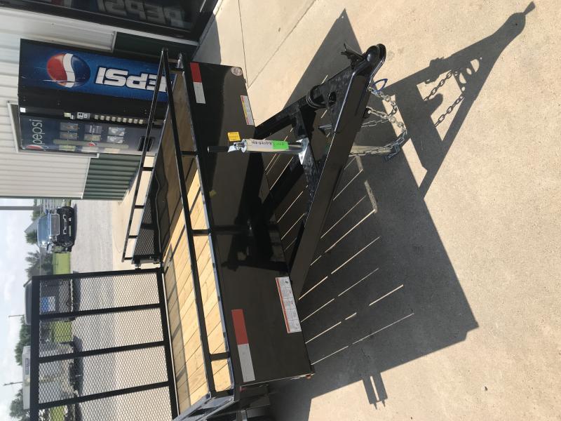 2020 Sure-trac 6x10 Steel High Side 3k