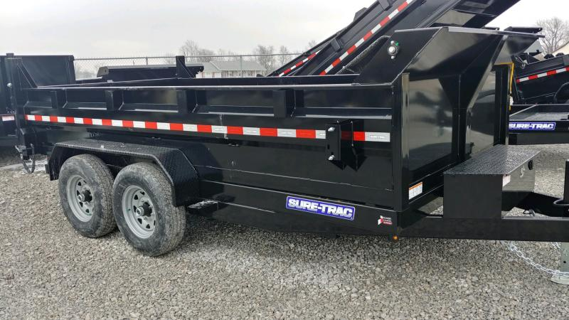 2020 Sure-trac 7x14 Dump 14k Dual Ram