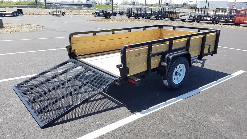 2020 Sure-trac 6' X 10' 3 Board Tube Top 3k
