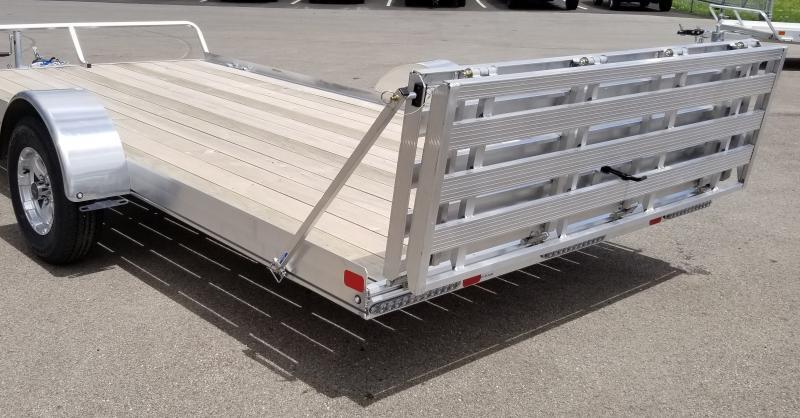 2020 Triton 7'x14' Alum 3k Wooddeck