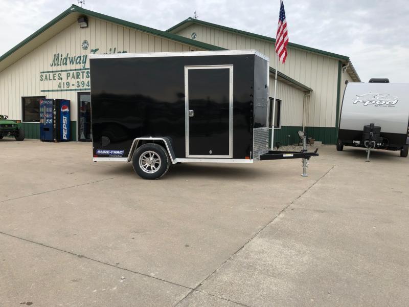2019 Sure-trac 6x10 Psw 3k Black