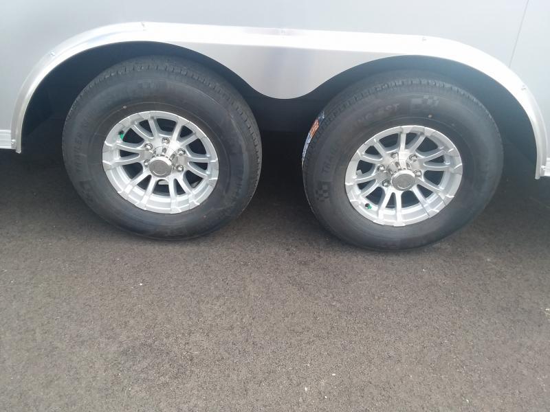 2020 Sure-trac 8.5'x18' Enclosed 10k Silver