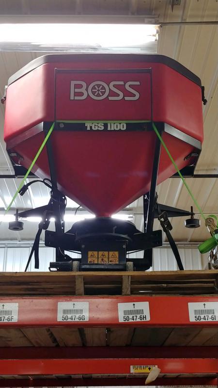 2020 Boss Tgs1100 Tail Gate Spreader
