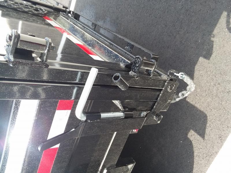 2020 Sure-trac 7'x12' Low Pro Dual Ram 12k