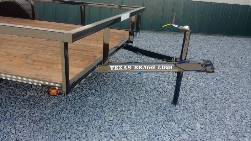 2020 Texas Bragg 77x10 Utility 3k