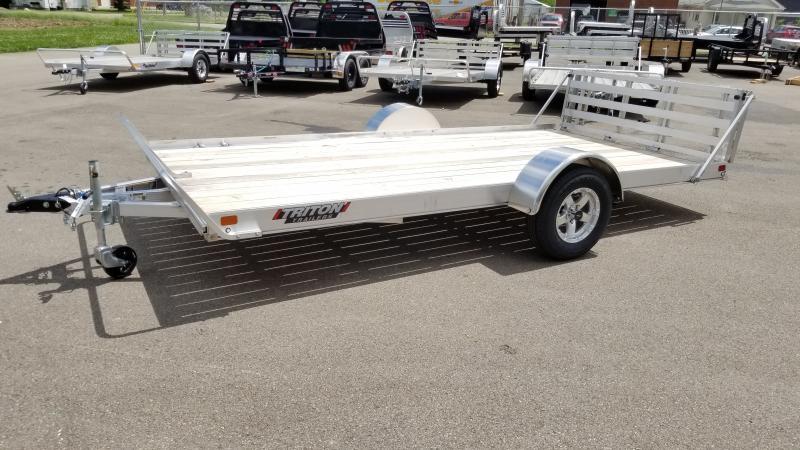 2020 Triton 7'x14' Alum 3k Wood Deck