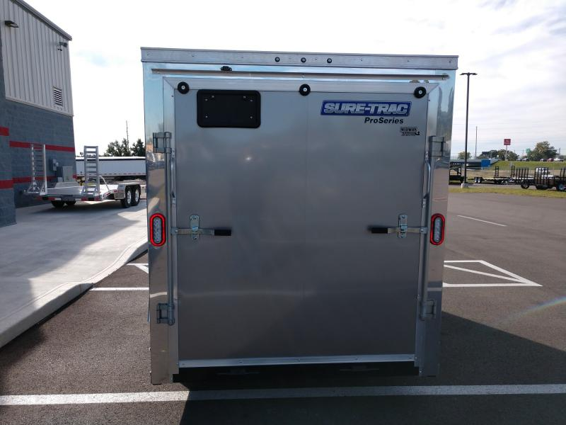 2020 Sure-trac 6'x12' Pewter 3k Pro Series