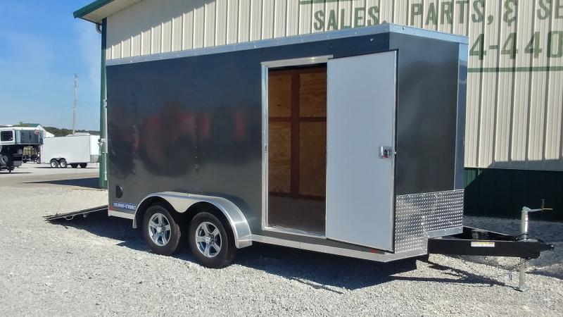 2020 Sure-trac 7x14 Psw 7k Charcoal