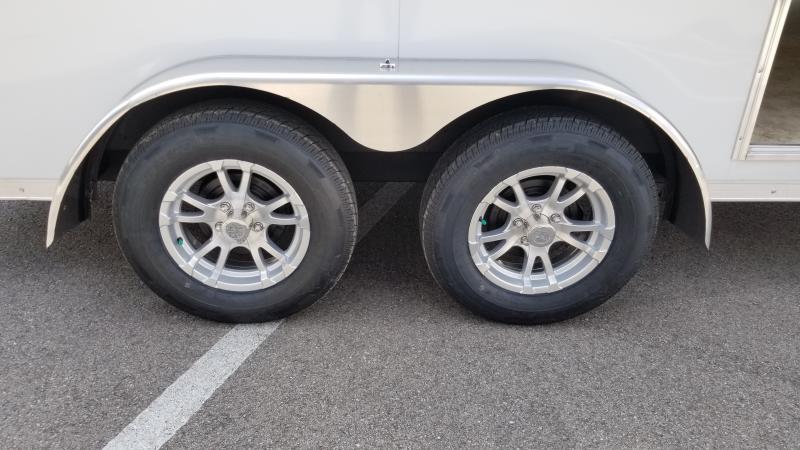 2020 Sure-trac 7' X 14' Pro Series Round Top 7k White