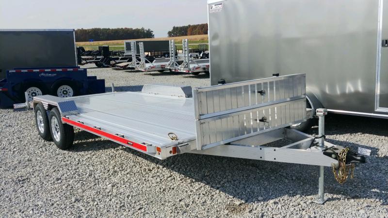 2020 Triton 7x18 Aluminum Ch 7.5k Alum